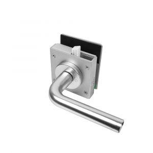 Cabrillant Lock With Handle For DDA/ADA (Left Hand Outward Opening Door)